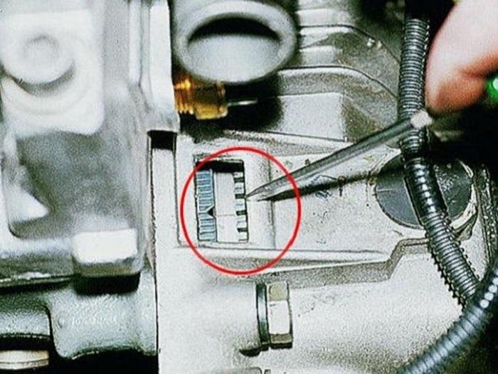 Как выставить зажигание на ваз 2110 инжектор 16 клапанов 66