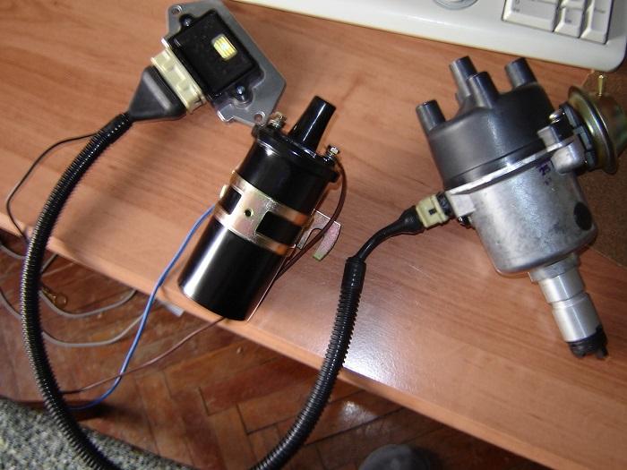 Бесконтактное электронное зажигание для ВАЗ