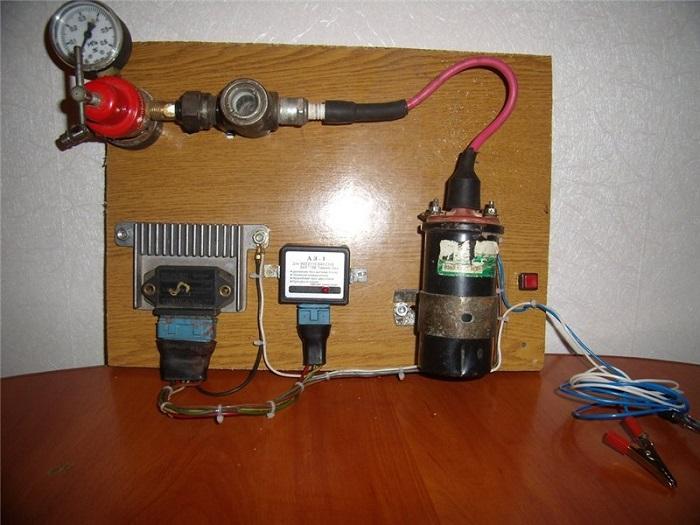 Самодельная система зажигания для авто