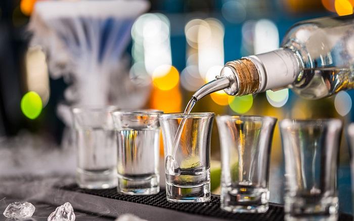 Розлив алкоголя