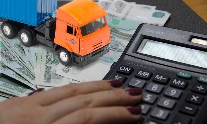 Транспортный налог на большегрузы