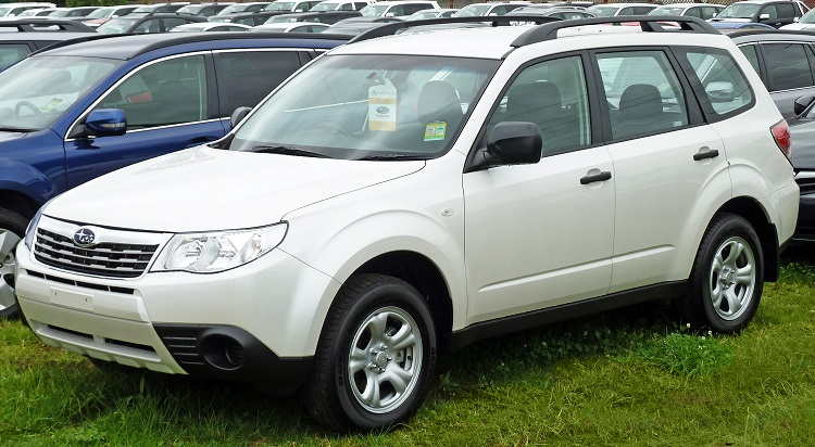 Автомобиль Субару