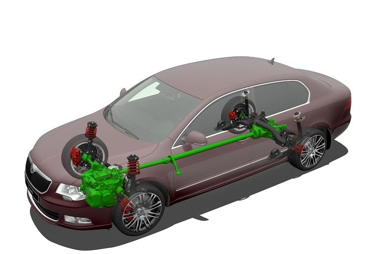 Система автомобиля