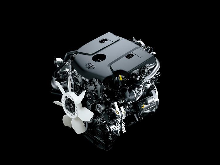 Дизельный двигатель Toyota Hilux