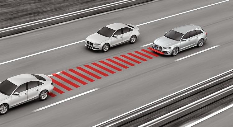 Соблюдение дистанции на дороге
